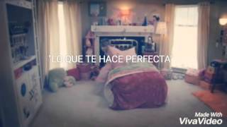Lo que te hace perfecta - CD9 (Video + Letra)