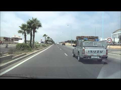 Agadir, Morocco / Maroc – Entering City