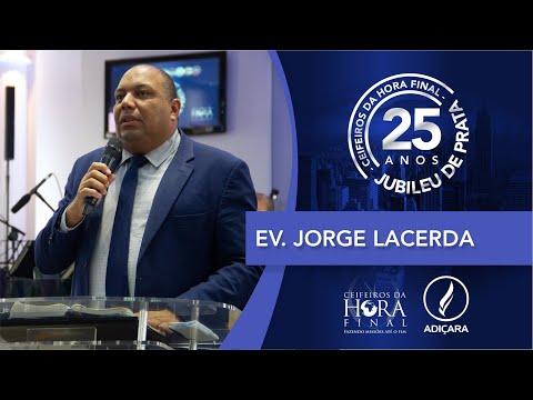 25º Congresso de Missões do Ceifeiros - Ev. Jorge Lacerda - 10 11 2019