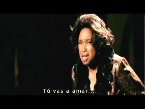 Gone En Espanol de Jennifer Hudson Letra y Video