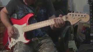 Amália Rodrigues - A Gaivota (Nuno Fontes Instrumental Guitar)