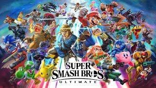 Super Smash Bros Ultimate - Main Theme (Natsu Fuji Remix)