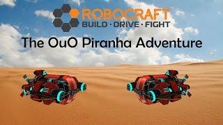 Robocraft - The Piranha Adventure