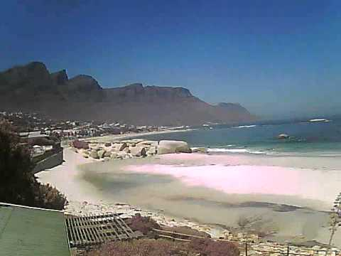 Timelapse Video – Glen Beach & Camps Bay – 25/01/2011