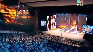 Alexandra Stan - Mr Saxobeat (Live Vypusknoy bal v Kremle) SCA