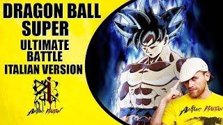 Dragon Ball Super - Ultimate Battle (Italian Version)