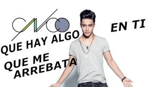 CNCO - Hey DJ (Lyric Video)