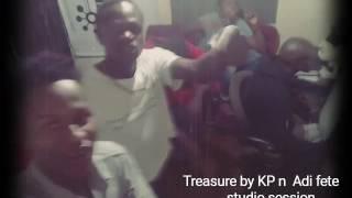 Treasures studio jam down by adi fete