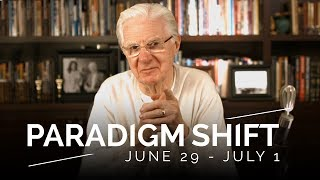 Be an Early Bird for our next Paradigm Shift - Bob Proctor