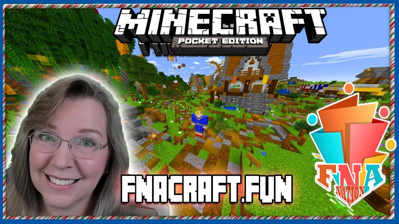 Mrs. Samantha Gaming - Minecraft PE Bedrock Edition Mrs. Samantha On FNACraft.fun  Bedrock Port: 62077