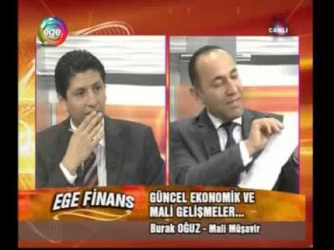 Burak OĞUZ - Ege Tv (4.10.2012) Vergi Ödeme Emri Karşısında Ne Yapılır-1