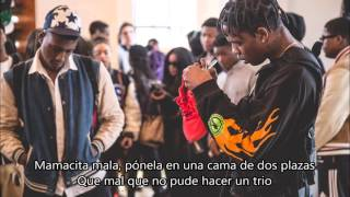 Travis Scott - Days Before Rodeo: The Prayer (Subtitulado en Español)