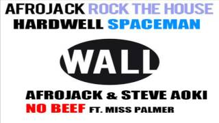 Rock The House vs. Spaceman vs. No Beef (MAXELL Mashup)