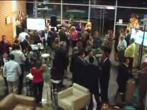 Vieques Air Link New Corporate Image Reception
