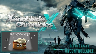 The Cake is Alive cover - Uncontrollable acapella (Xenoblade Chronicles X)