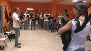 Curso de Música e Baile Tradicional con Iván Costa,Xabier Diaz e Miguel Sotelo.