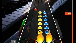 Teclado Lindinho 2009 - Guitar Flash 100% FC Expert