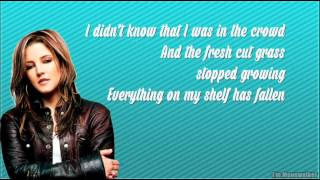 Lisa Marie Presley - Lights Out (Lyrics) ♥