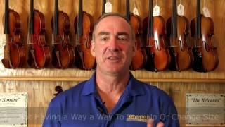 Renting a String Instrument - Common Mistakes
