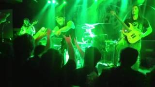 Rings Of Saturn - Inadequate (NEW SONG) Live