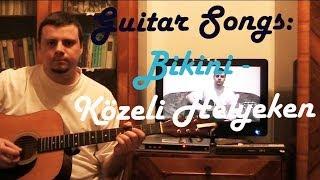 Acoustic Guitar Cover: Bikini - Közeli helyeken cover