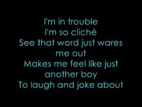 Trouble Nevershoutnever With Lyrics Chords Chordify