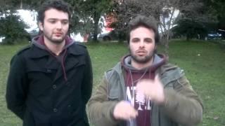 Reação dupla Miguel e André