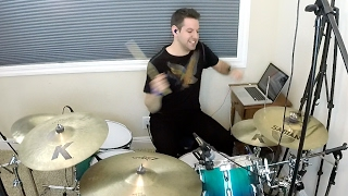 Imagine Dragons - Believer (NEW SONG 2017) - Drum Cover - Studio Quality (HD)