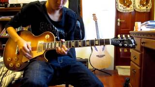 Europe Cherokee Solo (賢cover)