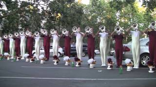 The Cadets Hornline 2011 - Adagio for Strings