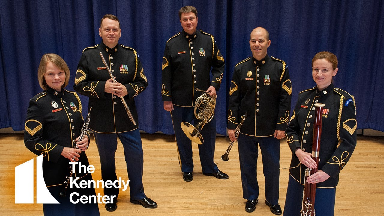 The U.S. Army Band Woodwind Quintet