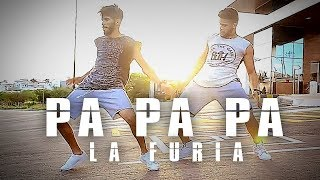 ‹ La Furia - Pa Pa Pa   Coreography - FitDance ›