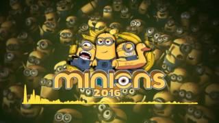 Minions 2016 - Solguden & Mannen