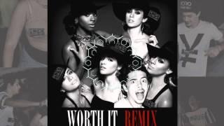 Fifth Harmony - Worth it ft. Kid Ink ( PEDRO SAMPAIO REMIX )
