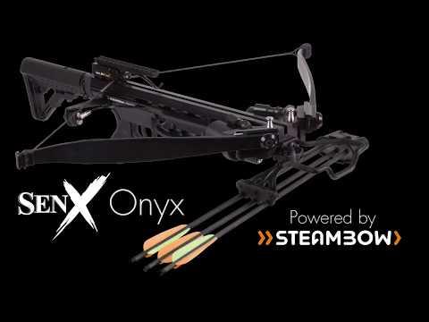 Video: Sen-X Onyx Tactical Crossbow | Pyramyd Air