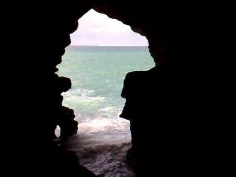 Hercules Cave entrance of Atlantic Ocean in Tangier Morocco – Part 1