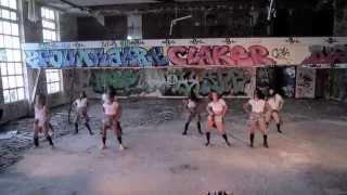 P-Square - Alingo Choreography Ragga by Marine Rodriguez