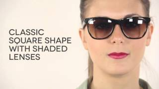 Ray-Ban RB4184 Highstreet 710/51 Sunglasses Review | SmartBuyGlasses