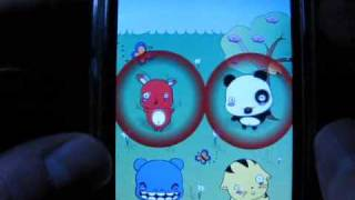 iPhone Game Review: The Cuddlies (full version) - AppSmile.com