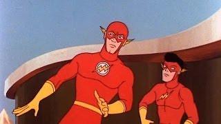 The Flash - 1967 Cartoon #1 width=