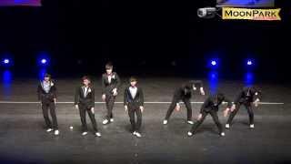 20131229 High School Fight Vol.9 高校盃街舞大賽~台中一中E.N.D Crew(第一名)