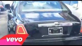 Arcangel & su nuevo carro Rolls Royce