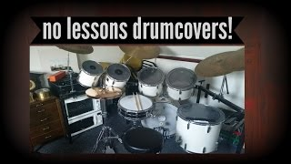 Drum cover- Matt Simons - Catch & Release by no-lessons