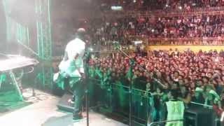 Yo me llamo Romeo Santos - Cuenca 2014 - Ecuador