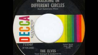 The Elves - Walking In Different Circles {feat. RONNIE JAMES DIO}