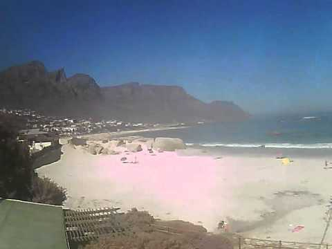 Timelapse Video – Glen Beach & Camps Bay – 10/04/2011