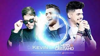 LARGADO AS TRAÇAS - TOP REMIX DJ KEVIN - ZÉ NETO E CRISTIANO