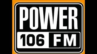 Power Workout with DJ Enrie - Push the Feeling On Remix - Power 106 Recording