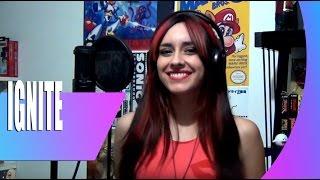 "Sword Art Online - ""Ignite"" - Hitomi Flor (Cover) Sub Español"