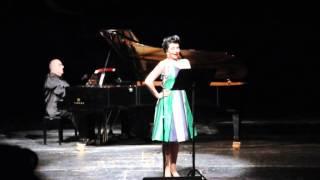 Angela Gheorghiu - Stephanescu: Mandrulita de la munte - Teatrul National Bucuresti, martie 2013